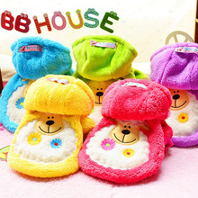 Winter Dog Clothes Take Sheep Dog Pet Warm Hoodies Puppy Clothing Apparel For Chihuahua XXS Wholesale Pet Products