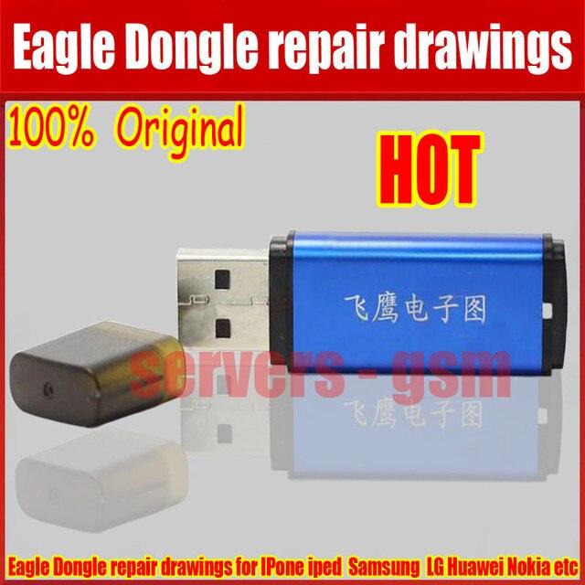 new original eagle dongle repair mobile phone circuit board repair rh aliexpress com