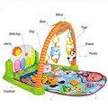 83*70*53 см Игрушки для новорожденных коврик для детей Детские Развивающие Игрушки Коврик  Коврик с музыкой развивающие коврики для малышей игровой коврик для малышей музыкальный коврик