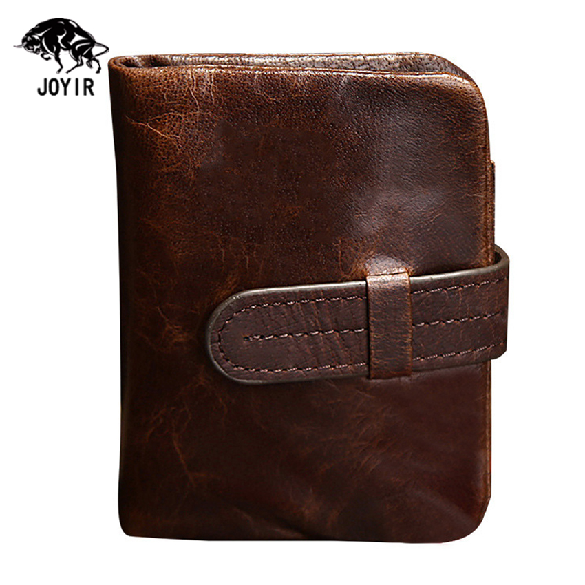 Vintage Cow Leather Wallet Men Top Quality 2017 Luxury Designer Wallets and Purses Short Dollar Price Genuine Leather Purse Male 2015 new male baridian us 100 dollar bill fake money short purses billeteras hombre women s wallets classic flag designer