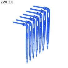 Greenhouse drip irrigation 3/5 hose arrow dropper Dripper 1/8 arrow drip emitter 1/8