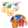 1 PC Óleo Essencial Difusor de Aroma de Purificadores de Ar Do Veículo Do Carro Fragrância Óleos Essenciais Aromaterapia Carro & Difusores