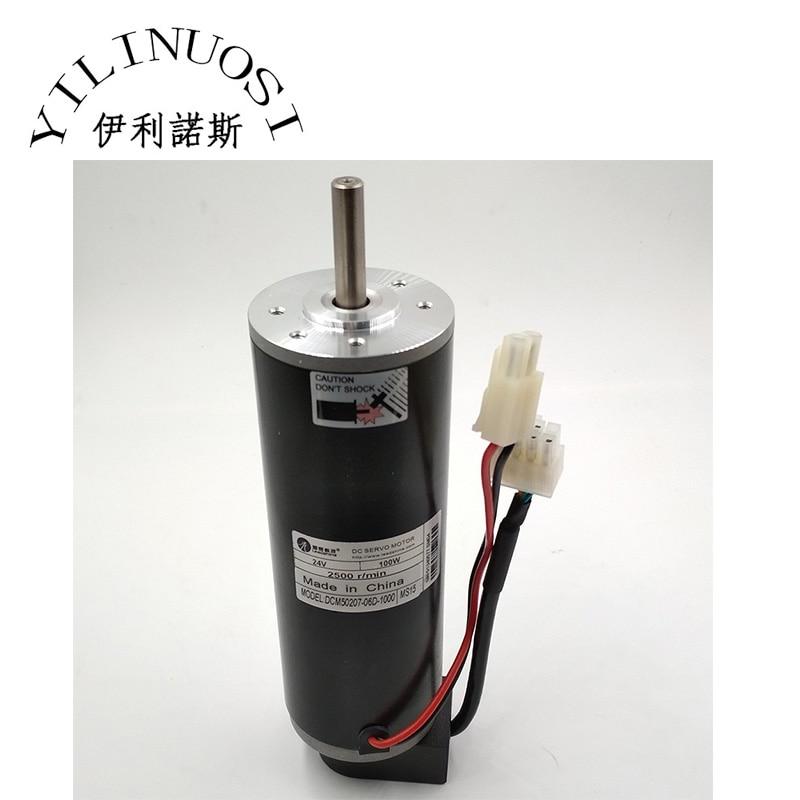 Infiniti FY-3208H / FY-3208G Printer Servo Motor (DCM50207-06D-1000) challenger infiniti printer leadshine ac servo motor driver acs806 03 for fy 3206ha fy 3208ha printer