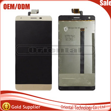 white black gold 5.5inch 100% tested Oukitel k6000 LCD Display + Touch Screen Assembly For oukitel k6000 free shipping