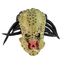 Scary Alien Mask Costume Cosplay For Adult Men Women Movie Monster Halloween Carnival Party Props Suit