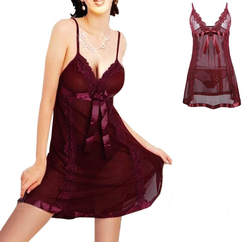 Babydoll Chemise Women/'s Clothing Sleepwear Lingerie Underwear Nightwear S-6XL