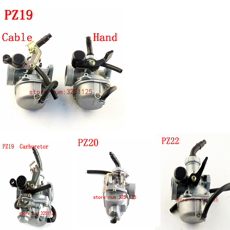 HOT SALE) New Motorcycle 20mm Carburetor for PZ20 50cc 70cc