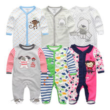 Newborn Infant Baby Boy Girl Clothing Cartoon Romper Clothes