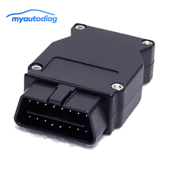 Promotion OBD Plug Adapter For bmw Enet Ethernet To OBD 2 Interface E-SYS ICOM Coding F-series Interface Connector Cable image