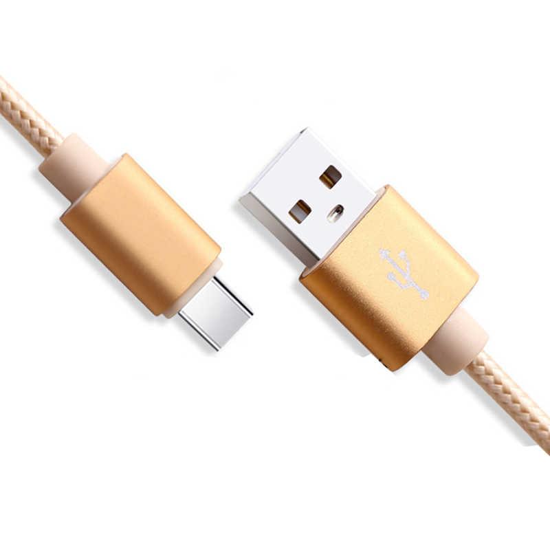 1 M/2 M 2A מיקרו USB נתונים סנכרון מטען כבל כבל חוט לסמסונג גלקסי S7 קצה עבור xiaomi עבור Huawei עבור LG עבור אנדרואיד טלפון