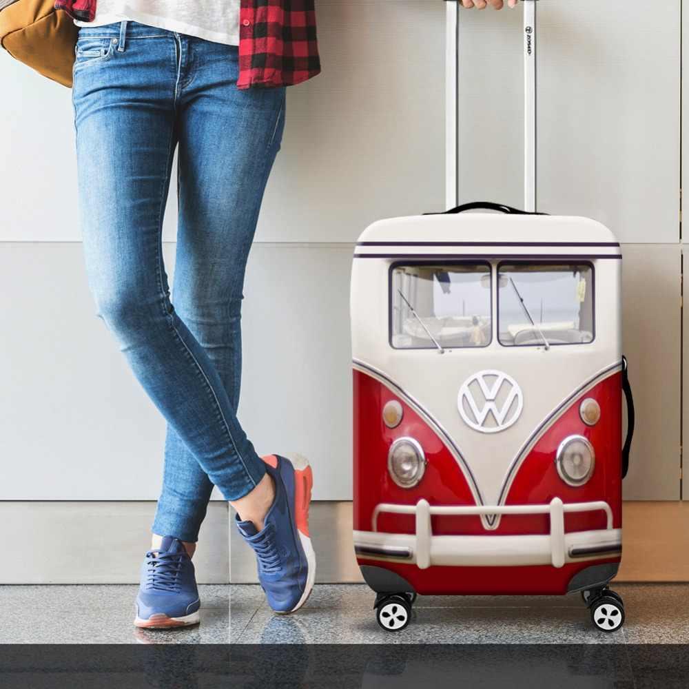 Dispalang VW автомобильный мужской крутой чемодан чехлы на заказ Volkswagen водонепроницаемый пылезащитный Толстый эластичный багажный чехол туристическая принадлежность