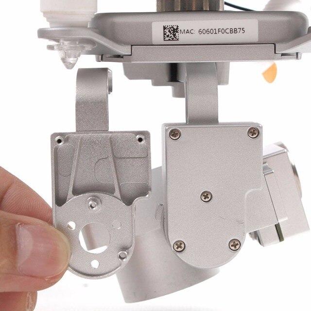 Pièce de rechange supérieure de bras de lacet de cardan Standard en aluminium CNC pour support de cardan Standard DJI Phantom 3