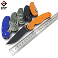 Camping Folding Knife AUS-8 Blade G10 Handle Tactical Hunting Combat Survival Pocket EDC Knives Outdoor Rescue Tools