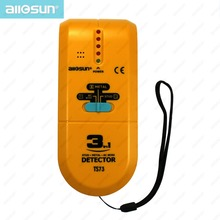 ALL SUN Electronic Stud Finder Handheld 3 in1 Stud Metal AC Voltage Finder Multiscanner Live Wire