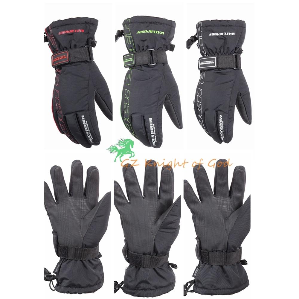Motorcycle Gloves Price - 2017 man winter sport waterproof windproof motorcycle gloves 30 degree motorcross riding gloves snowboard skiing warm gloves