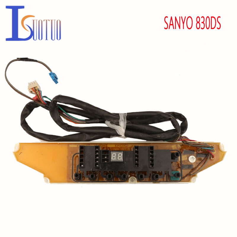 SANYO Washing Machine Computer Board XQB60-B830S/B830DS/B830YS Washer Motherboard Brand New original sanyo washing machine board xqb60 m808n computer board xqb60 m808n obsh