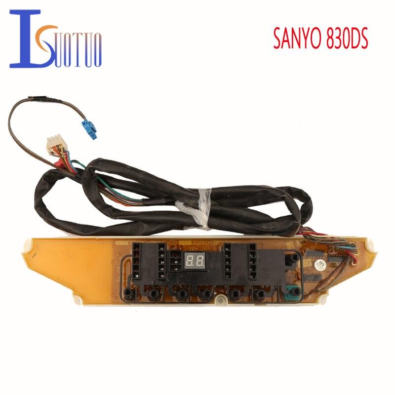 цены SANYO washing machine computer board 830DS brand new spot commodity