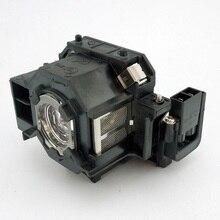 Reemplazo de la lámpara del proyector elplp41/v13h010l41 para epson emp-x5e/powerlite hc700/h283a/h283b/h284a/eb-tw420/eh-tw420/emp-260