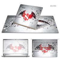 Free Cutting Laptop Stickers with Same Style Mouse Pad Skin for Lenovo ideapad Y700/500S/FLEX 3/100s/300/500/700S/y700/Z710