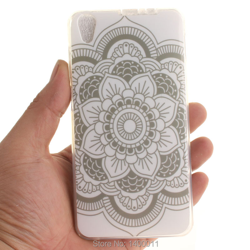 Soft TPU Case For Lenovo P1 P1M S850 P70 S90T Coloured Pattern Silicone cell Phone Cover Cases For Lenovo P 1M 70 S 850 90T