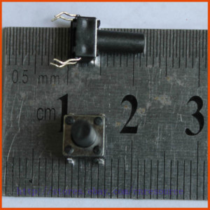 New 10 x Tactile Push Button Switch Momentary 6x6x11mmNew 10 x Tactile Push Button Switch Momentary 6x6x11mm