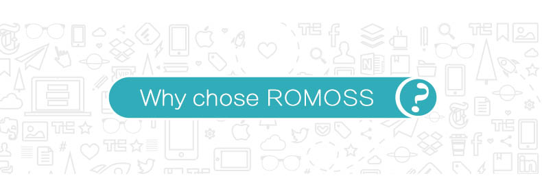 ROMOSS Polymos 20 power bank 5