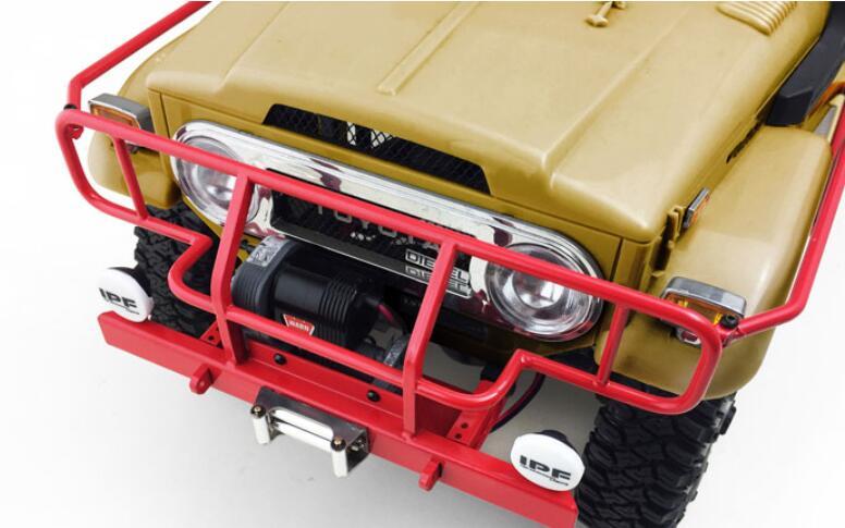 RC Inner Rear Wheels fender Flares For RC4WD 1//10 Scale Gelande II Cruiser//FJ40