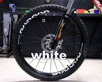 E Thirteen E13 Two Wheels Set Rim Reflective Adhesive Replacement Stickers For MTB Handmade Decals Free