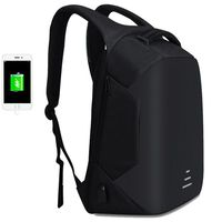 BUG 2017 New USB Charge Men Anti Theft Travel Backpack 16 Inch Laptop Backpacks For Male