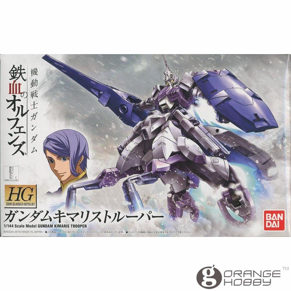 OHS Bandai HG железные сироты 016 1/144 Gundam Kimaris Trooper мобильный костюм в сборе модели комплекты oh