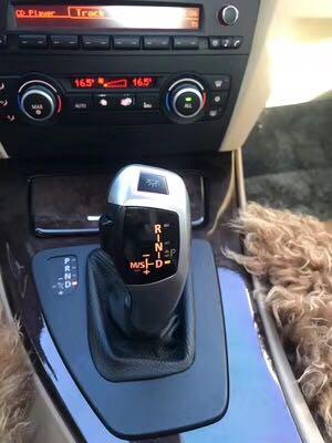 Pommeau de levier de vitesse automatique pour BMW E39 4D berline 5D Touring E53 levier de manette de vitesse facelifté stylo à bille de voiture Vites Topuzu MT