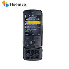 Original Refurbished Nokia N86 Mobile Phone White Unlocked N