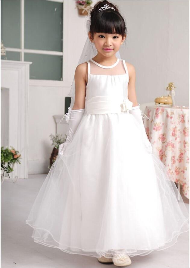 Girls children's clothing princess dress costume girls Birthday wedding evening Party Long dress Frock Design 4 6 8 10 12 Years