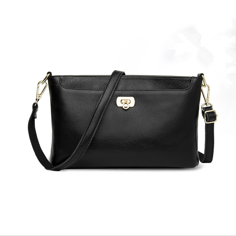 Luxury Handbag Women Genuine Leather Famous Brand Crossbody Shoulder Bags Casual Party Clutch Purse Female Fashion Messenger Bag недорго, оригинальная цена