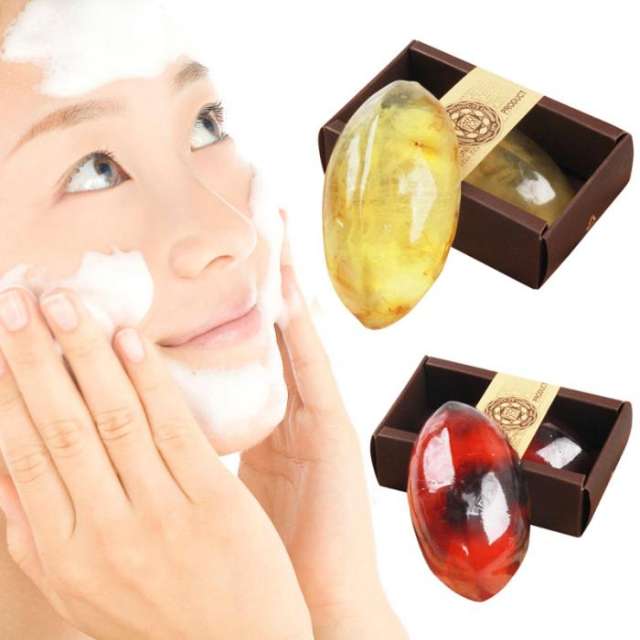 Natural Essential Oil Handmade Soap Face Skin care 10