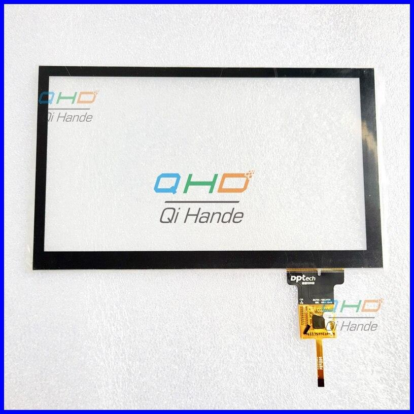New 8 inch capacitive screen touchscreen 80701-1B5340A Glass external screen Free shipping free shipping f wgj70515 v1 touchscreen touch screen handwriting external screen