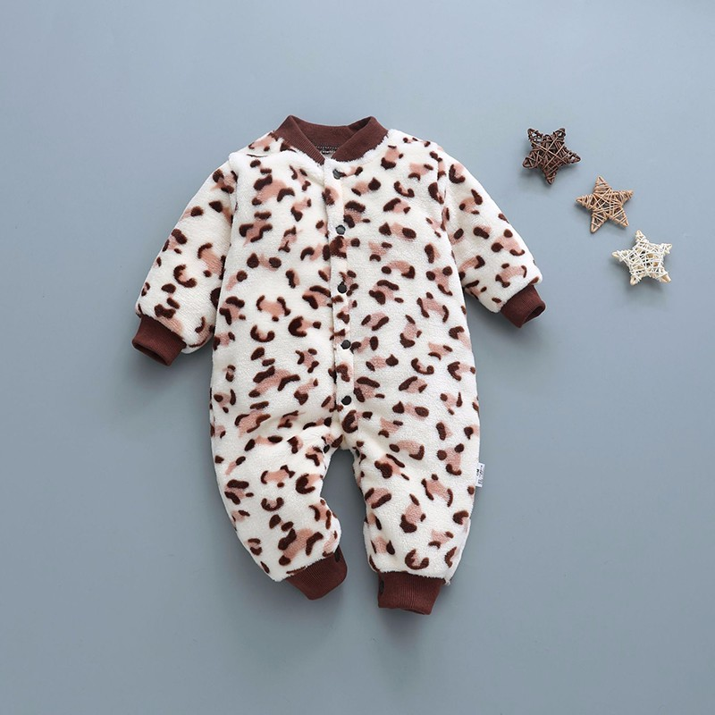 baby boy clothes soft flannel toddler baby jumpsuit long sleeve winter cotton infant girls clothes cute warm newborn romper cute back wings baby rompers long sleeve gray white cotton kids boy girls romper jumpsuit infant baby autumn clothes outfits