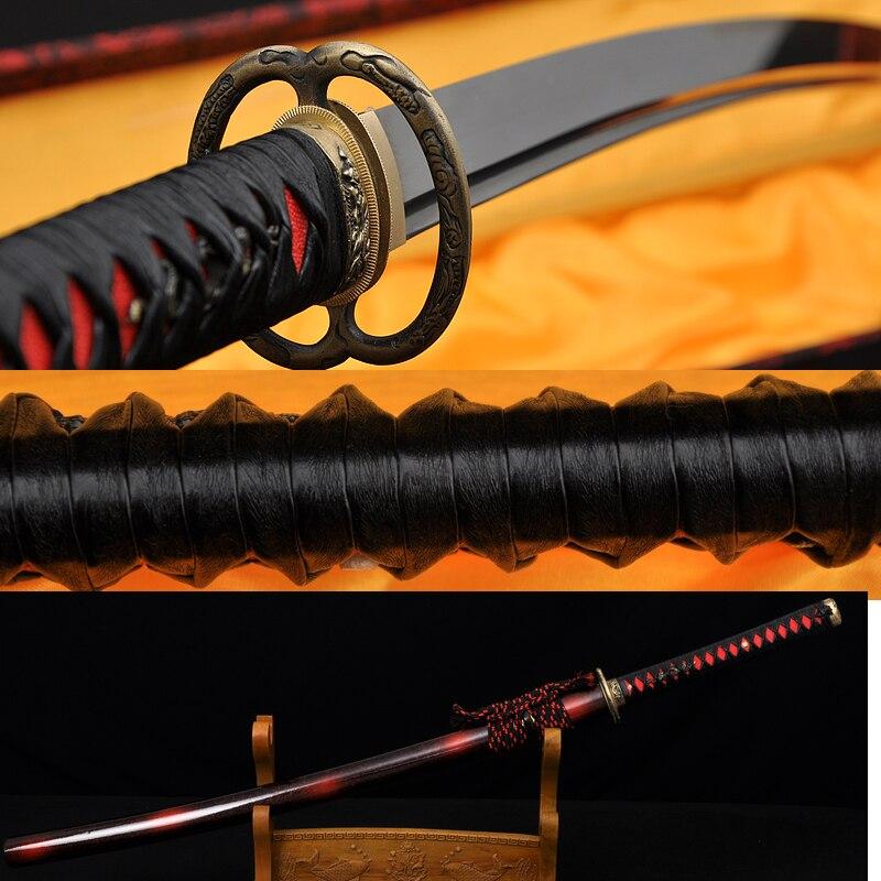 ShenLong Pompon pour /Ép/ée Court, Uni et Multicolore