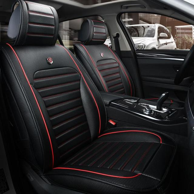 car seat cover for volkswagen vw tiguan l touareg atlas 2017 2016 2015 2014 2013 2012 2010 seat. Black Bedroom Furniture Sets. Home Design Ideas