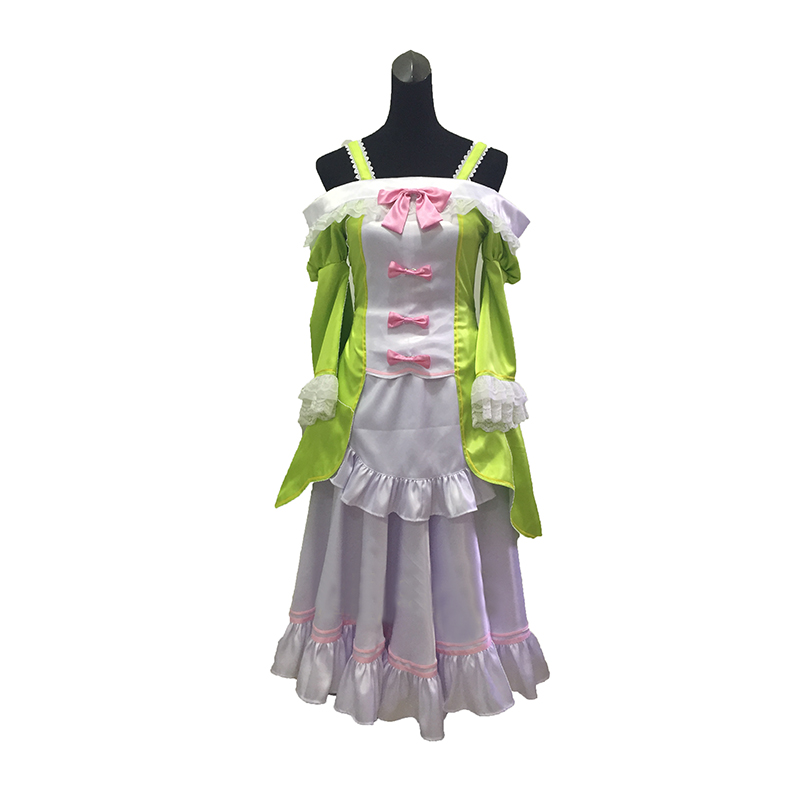 Re:zero Re:life In A Different World From Zero Telecia Van Astrea Cosplay Costume Home