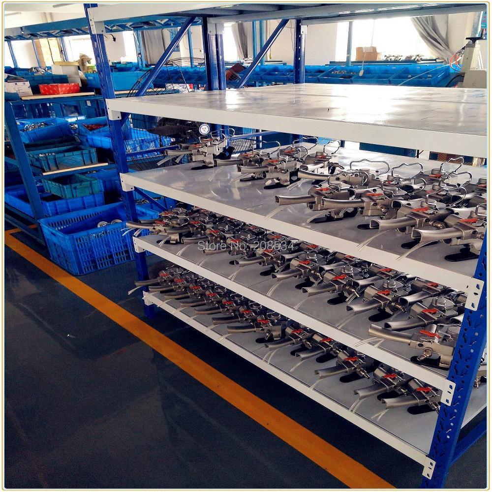 100% új XQD-25 kézi pneumatikus műanyag PP PET hevederes - Elektromos kéziszerszámok - Fénykép 6