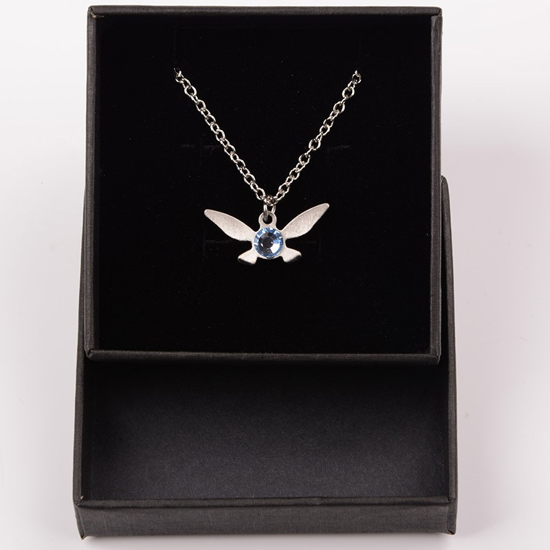 Beautiful Butterfly Necklace For Wife Girlfriend The Legend of Zelda  Zinc Alloy Gift Top Quality