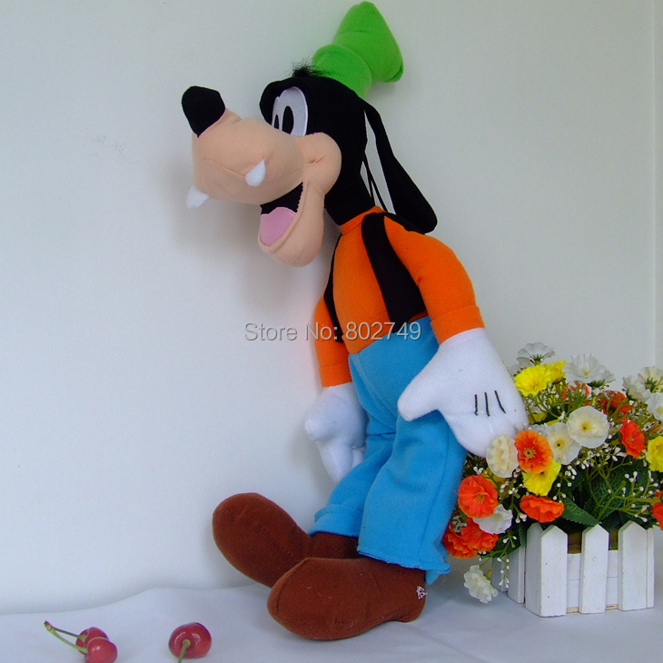 Stuffed GOOFY Dog Plush Toys,Goofy Toys Of Mickey Mouse For kids Gifts 40cm