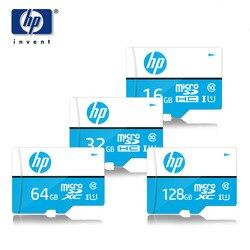 HP micro sd 16gb 32 gb 64gb 128gb oryginalny microsd sdhc/sdxc klasa 10 cartao de memoria mini tarjeta sd 32 gb karta pamięci tf
