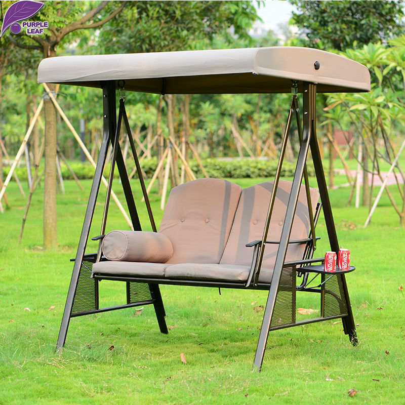 outside swing chair. PurpleLeaf Outdoor Patio Swing Chair Furniture High Quality With 2 Specifications-in Swings From On Aliexpress.com   Alibaba Group Outside M