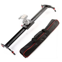 24 60cm Camera Track Dolly Slider Rail System For Nikon Canon Sony Stabilizing Movie Film Video