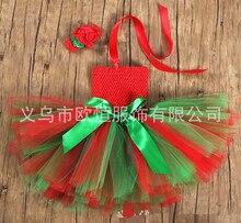 ДЕТСКИЕ WOW новорожденных девочка рождество платье костюмы halloween party vestido infantil для 0-2Y маленькие девочки детская одежда 80141