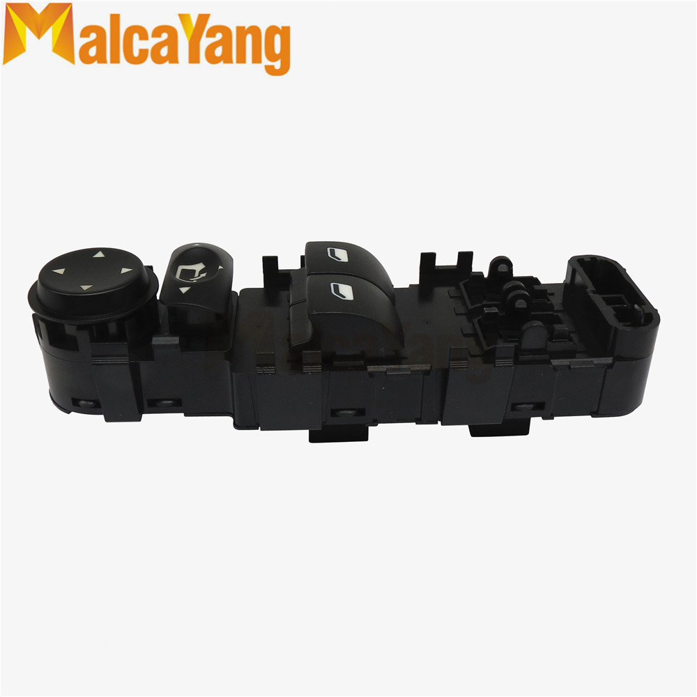 Black Tailgate Boot Micro Switch For Citroen C3 C4 Peugeot 307 Fuse Box Brake Lights Driver Side Front Window Control 2004 2010 6554he