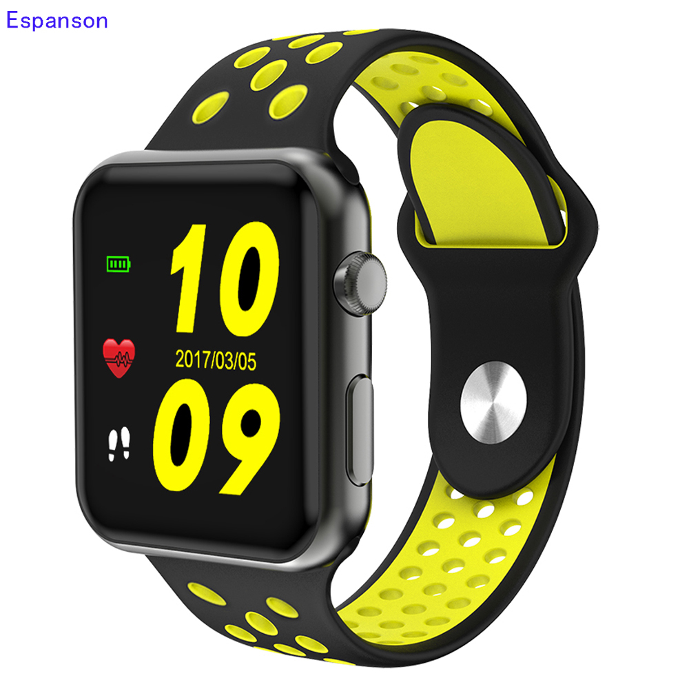 Espanson I6mini Bluetooth Smart Watch Sport Wristwatch Sleep Heart Rate Monitoring For Apple iphone Huawei Samsung IOS Android slimy bluetooth smart watch android mtk6580 quad core 1 39inch 1g 16g i4 heart rate wristwatch for android ios smartphone
