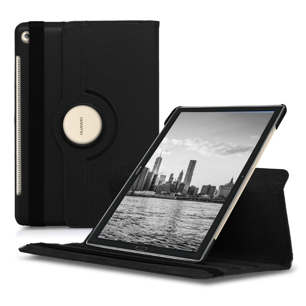 360 Rotating Smart Case For Huawei Mediapad M5 10.8 Leather Funda Cover For Huawei M5 10.8 Pro Tablet Case